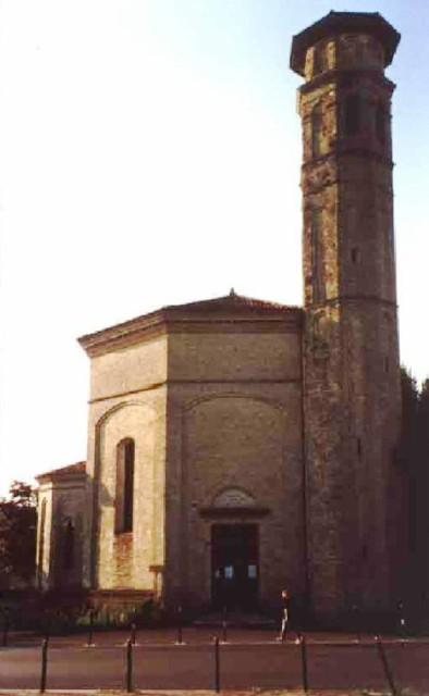 Chiesa della Santissima, Pordenone