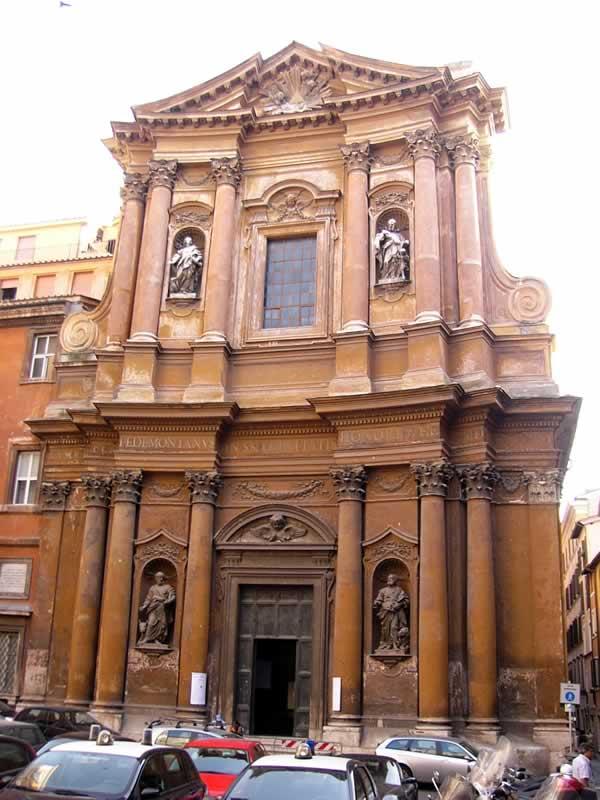 Ss. Trinità dei Pellegrini ai Catinari