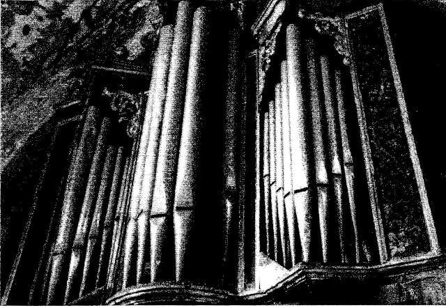 Oscar Mischiati, L'organo antico nella problematica della tutela dei beni culturali in Italia 1