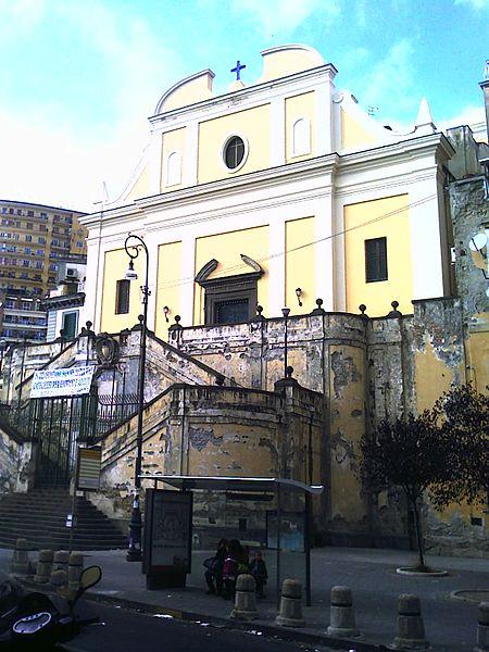 Chiesa di S. Maria Apparente, Napoli