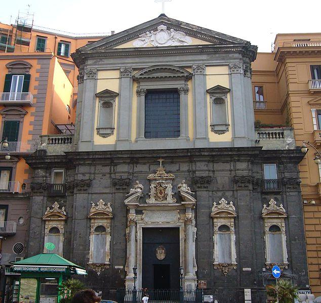 Chiesa di S. Ferdinando di Palazzo, Napoli