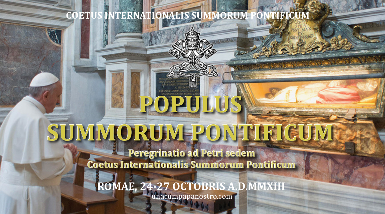 Coetus Internationalis Summorum Pontificum