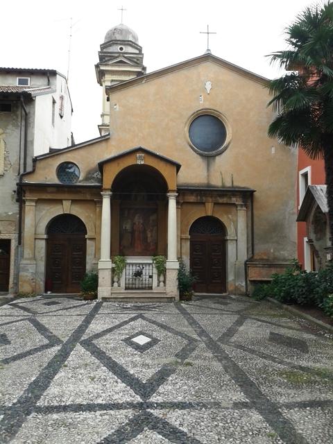chiesa di san tommaso apostolo verona