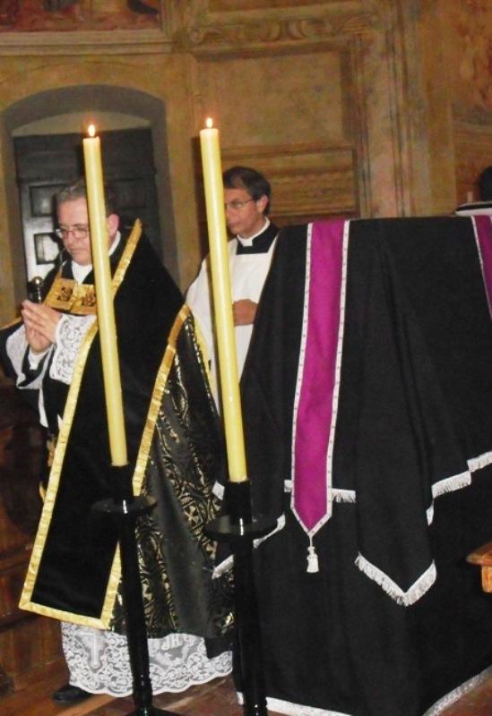 Requiem per don Siro Cisilino, Pordenone 9 ottobre 2013, 1