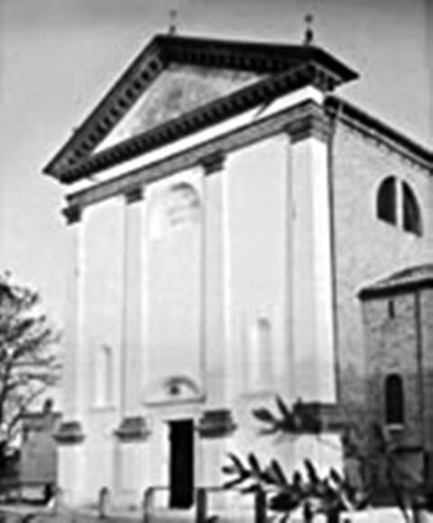 Chiesa della Ss. Trinità a Prà d'Este (Padova)