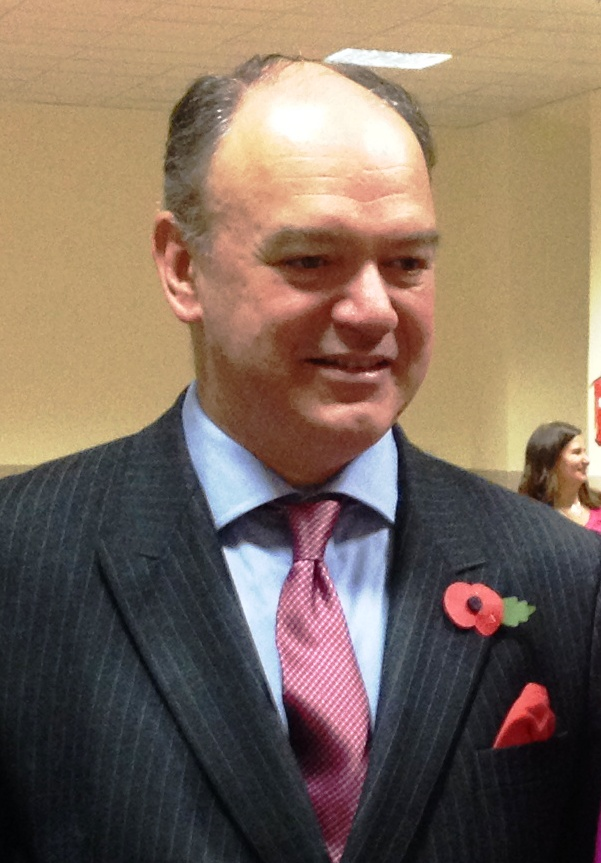 James Bogle presidente della FIUV