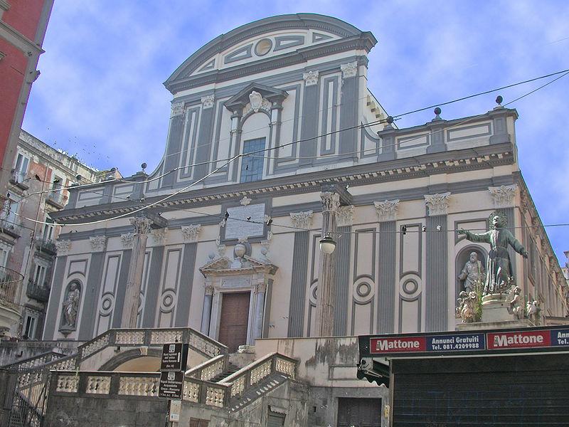 S. Paolo Maggiore, Napoli
