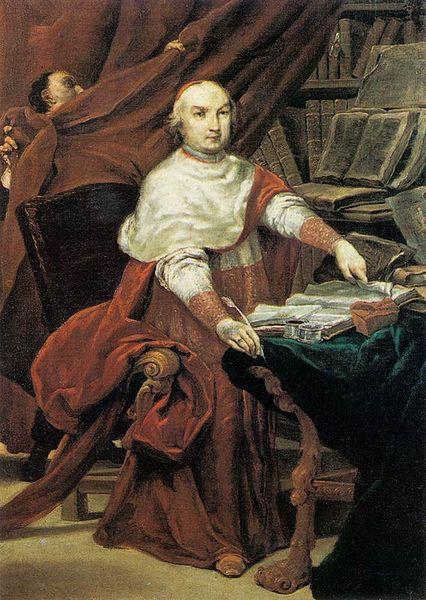 Card. Prospero Lambertini
