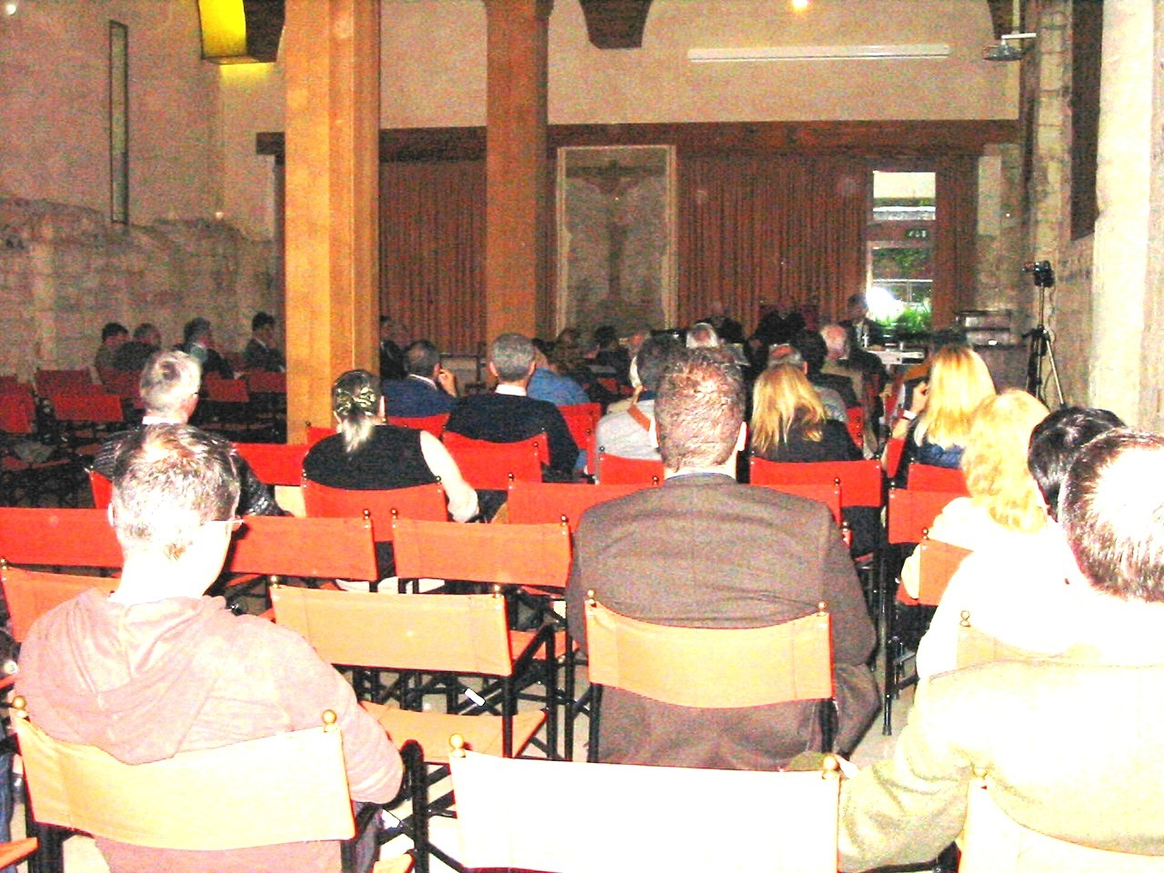 Conferenza di don Roberto Spataro sdb a Verona il 29 marzo 2014