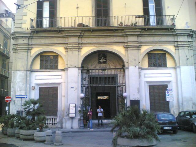 Chiesa di S. Maria della Vittoria, Napoli