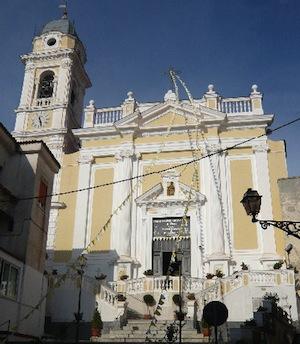 Chiesa di S. Anna Gesù e Maria, Bacoli (Napoli)