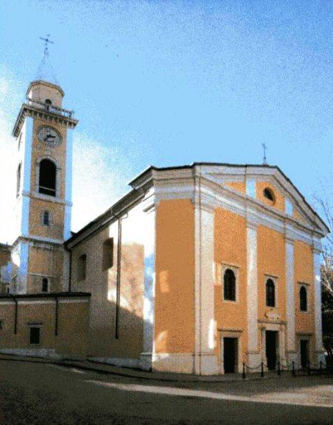 Chiesa di S. Antonio Vecchio Trieste