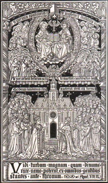 1° Novembre. Festa di tutti i Santi
