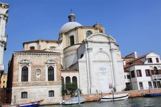 Basilica dei SS. Geremia e Lucia Venezia