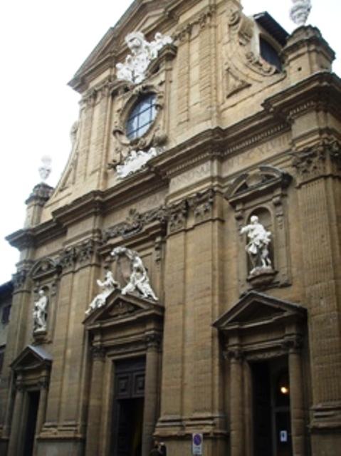 Chiesa di S. Gaetano Firenze