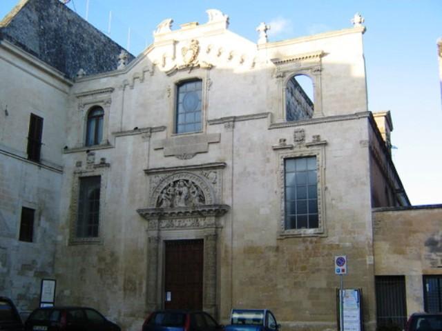 Chiesa di S. Francesca da Paola, Lecce