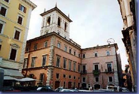 Chiesa di S. Aniceto a Palazzo Altemps