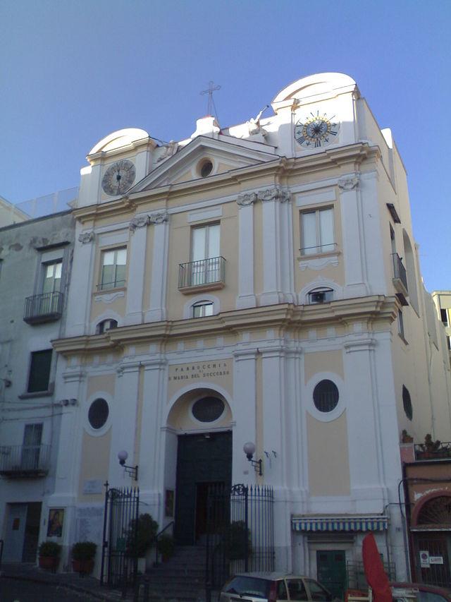 Chiesa di S. Maria del Soccorso all'Arenella