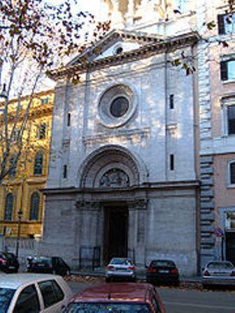Chiesa di S. Anna al Laterano