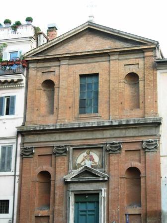 Chiesa di S. Giuseppe a Capo le Case, Roma