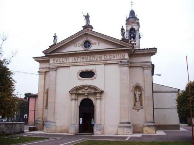 Santuario della Madonna della Salute Dossobuono, Verona