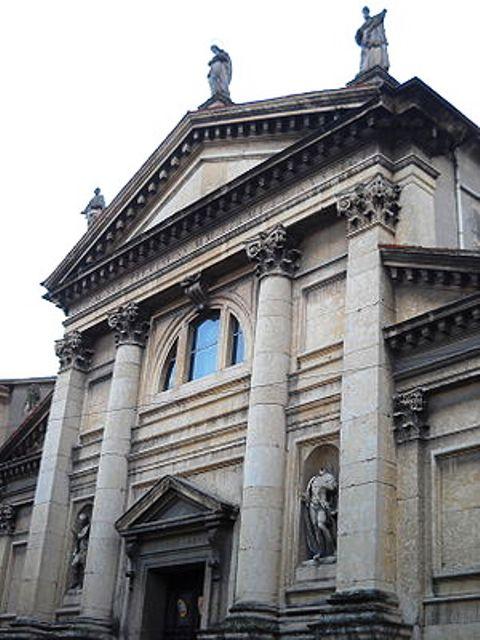 Chiesa di S. Fermo Minore di Bra, vulgo dei Filippini, Verona