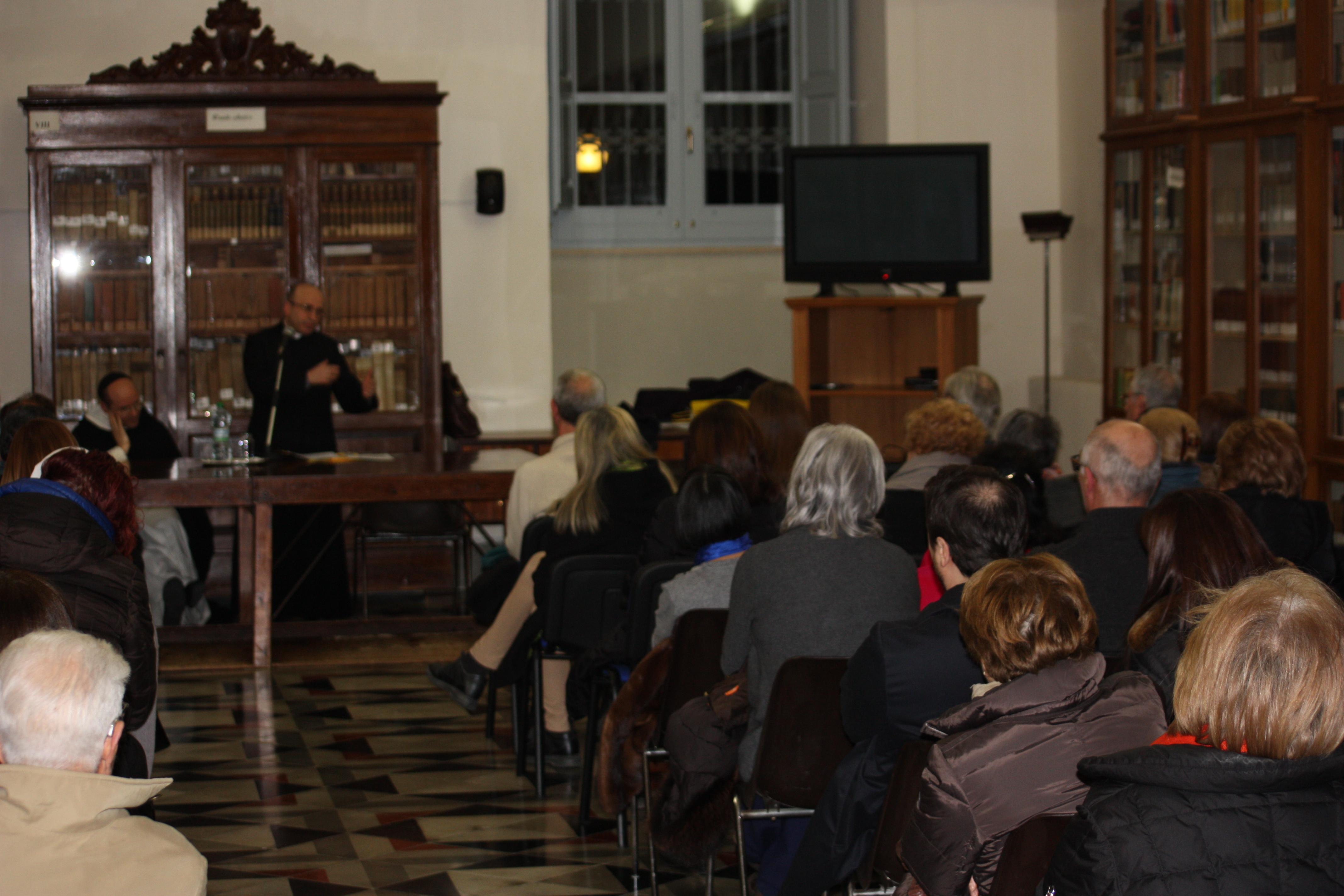 Conferenza di don Roberto Spataro sdb a Lecce il 20 marzo 2015