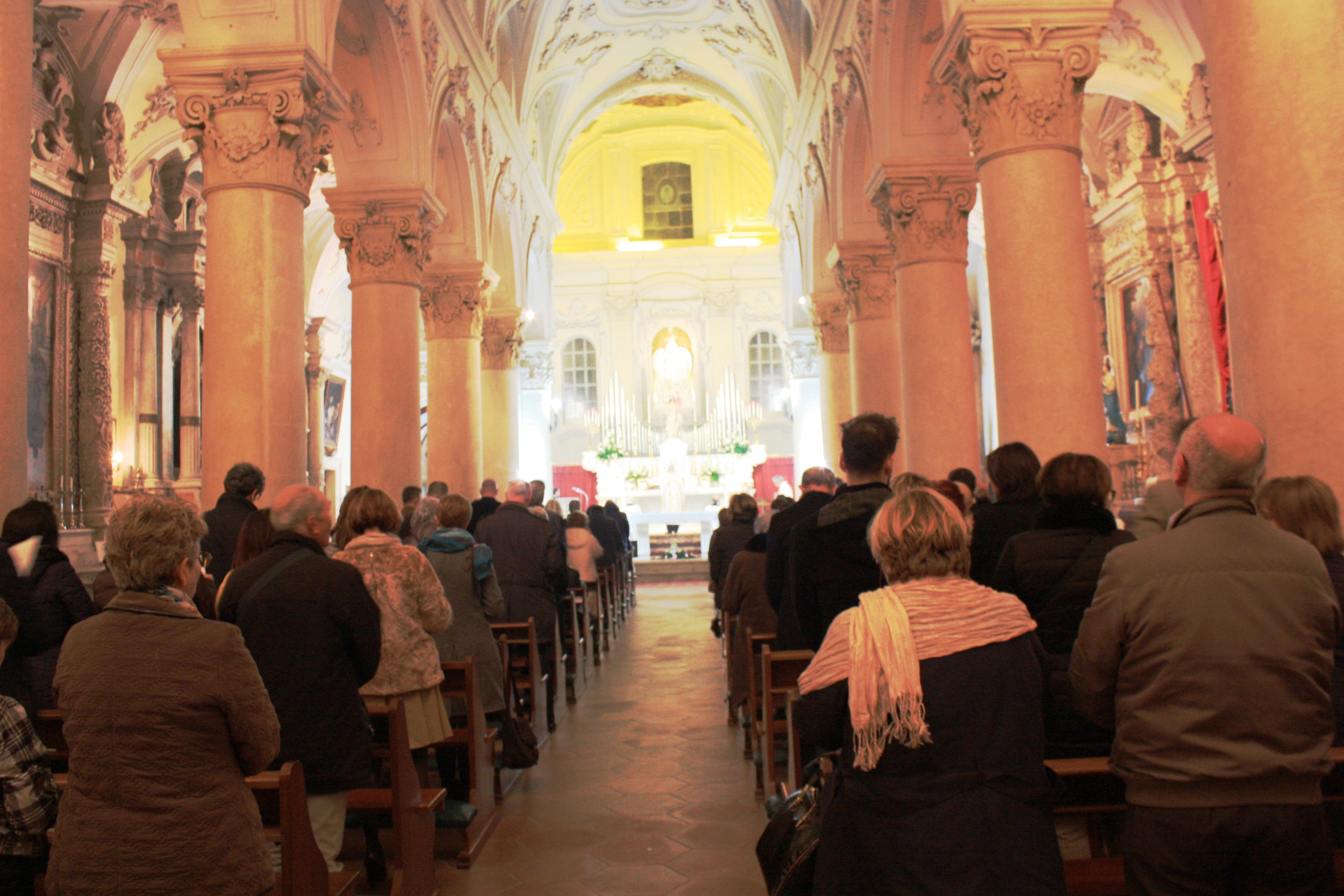 Chiesa di S. Francesco di Paola Lecce