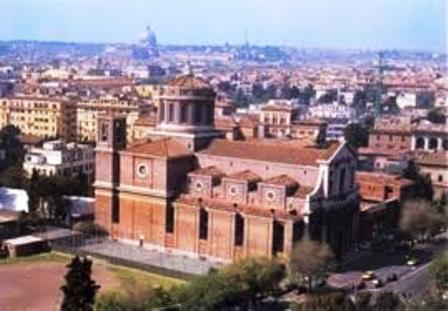 Basilica di S. Eugenio Roma