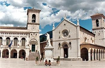 Monastero S. Benedetto, Norcia