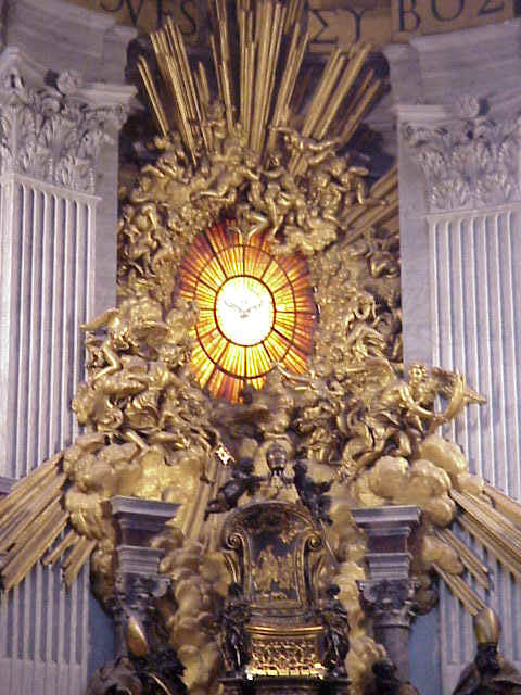 S. Pietro Altare della Cattedra