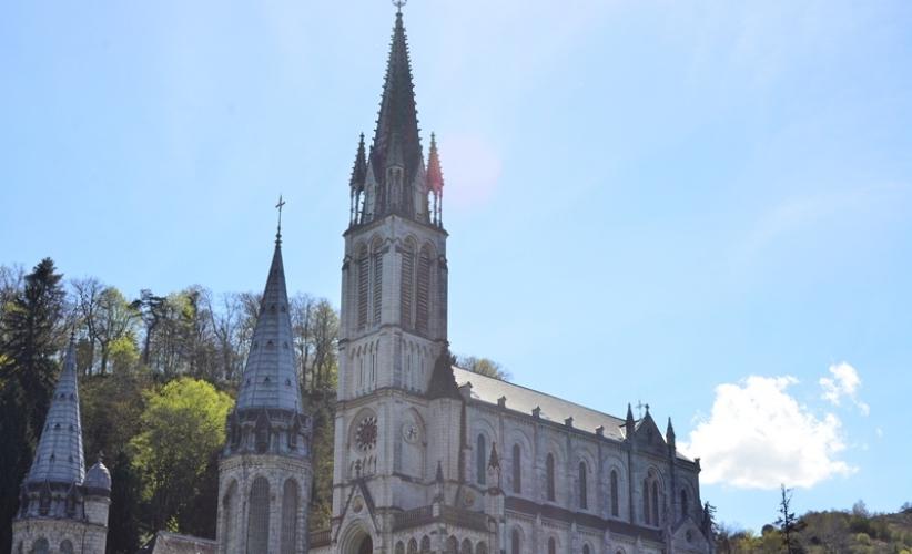 Pellegrinaggio a Lourdes 2016 dell'Istituto di Cristo Re