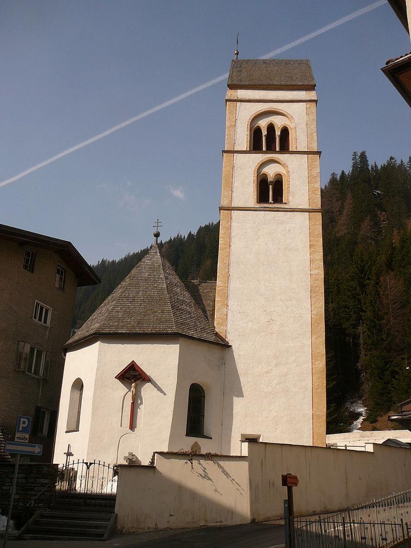 Chiesa di S. Valentino al Brennero