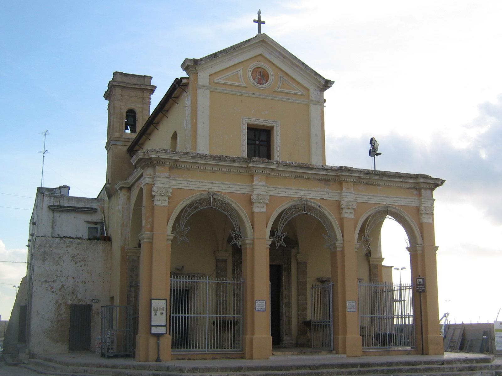 Chiesa del Canneto Gallipoli (foto Lupiae)