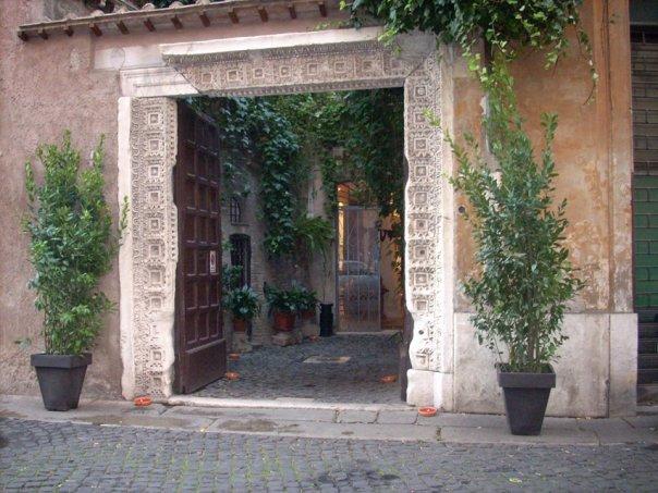 Sala Margana, Roma