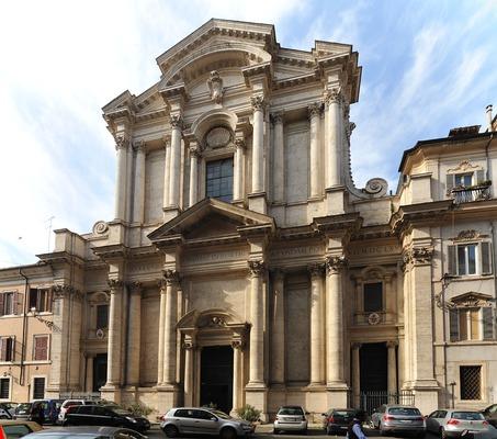 Chiesa di S. Maria in Portico in Campitelli, Roma