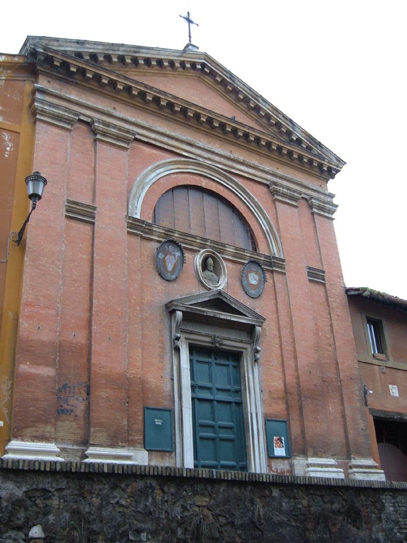 Chiesa di S. Eligio de' Ferrari, Roma