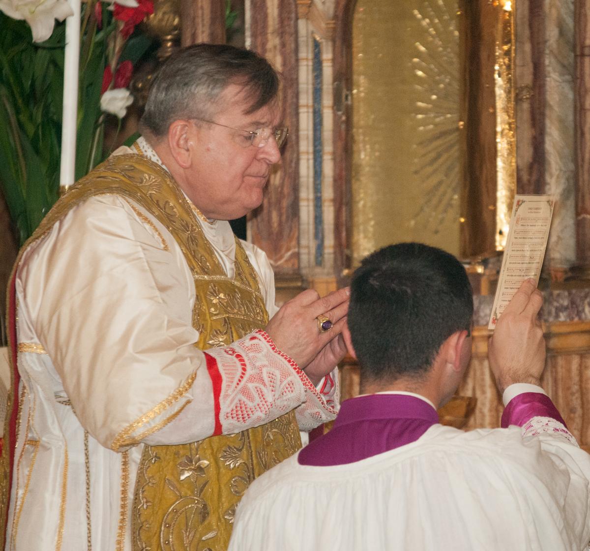 Il Misereatur vestri alla Comunione dei fedeli