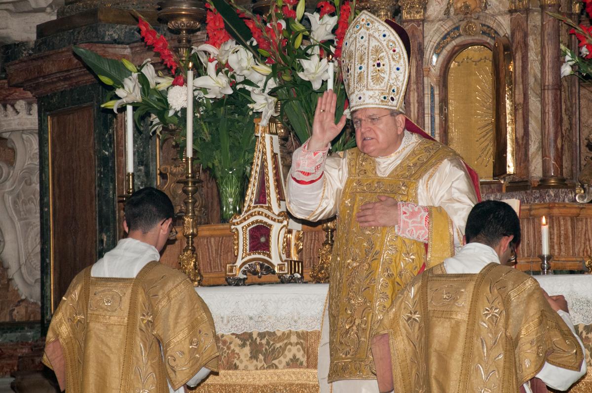 Pater, et Filius, et Spiritus Sanctus