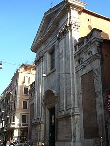 Chiesa di Gesù e Maria al Corso, Roma