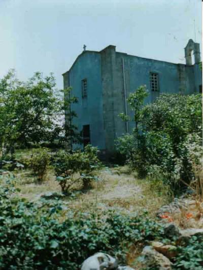 Cappella della Madonna di Pompignano, Acquarica del Capo