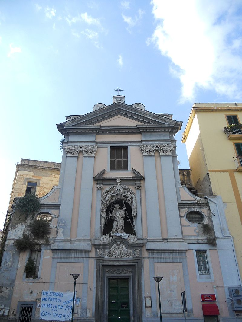 Chiesa del Rosariello, Napoli