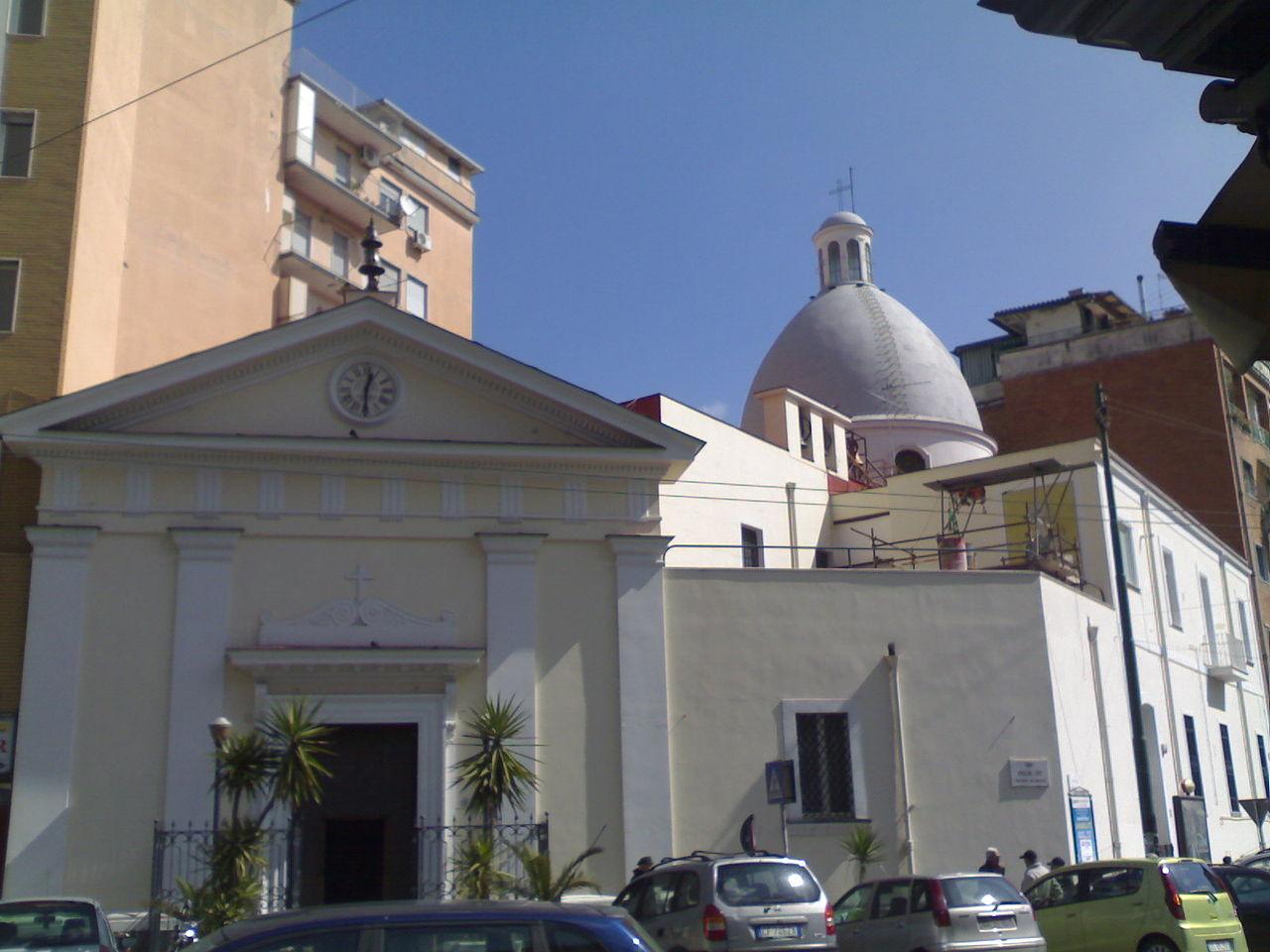 Chiesa di Sant'Anna alle Paludi, Napoli