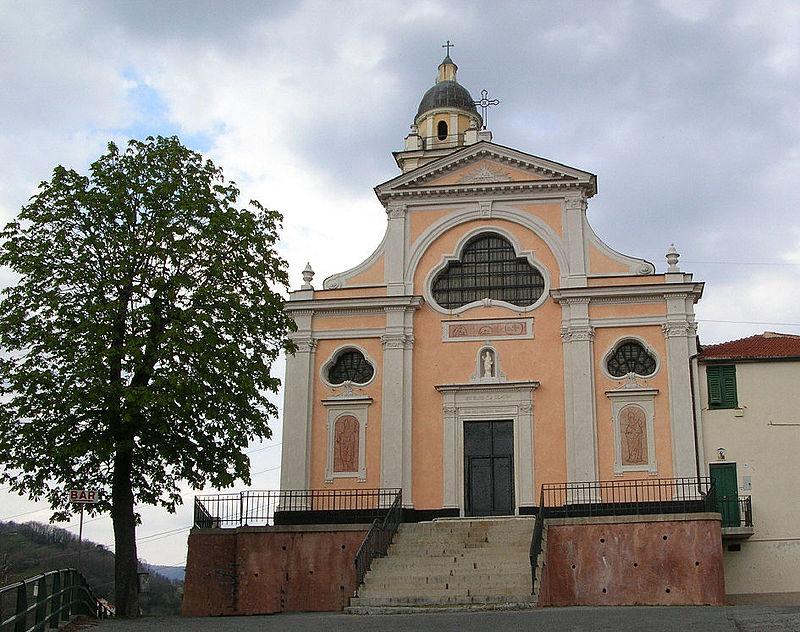 Chiesa S. Biagio in Valpolcevera, Genova