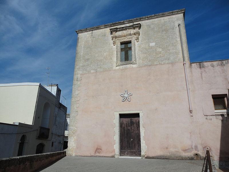 Cappella S. Gaetano da Thiene, Tricase (Lecce)