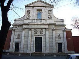 Basilica di S. Eugenio, Roma