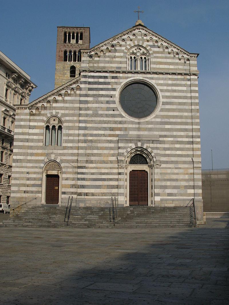 Abbazia di S. Stefano, Genova