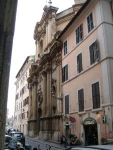 Chiesa dei SS.Celso e Giuliano, Roma