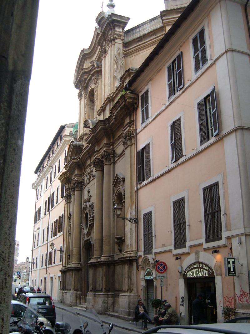 Chiesa dei SS. Celso e Giuliano, Roma