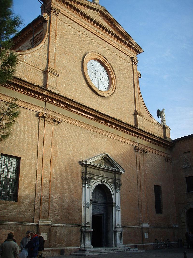 Basilica di S. Maria in Vado, Ferrara